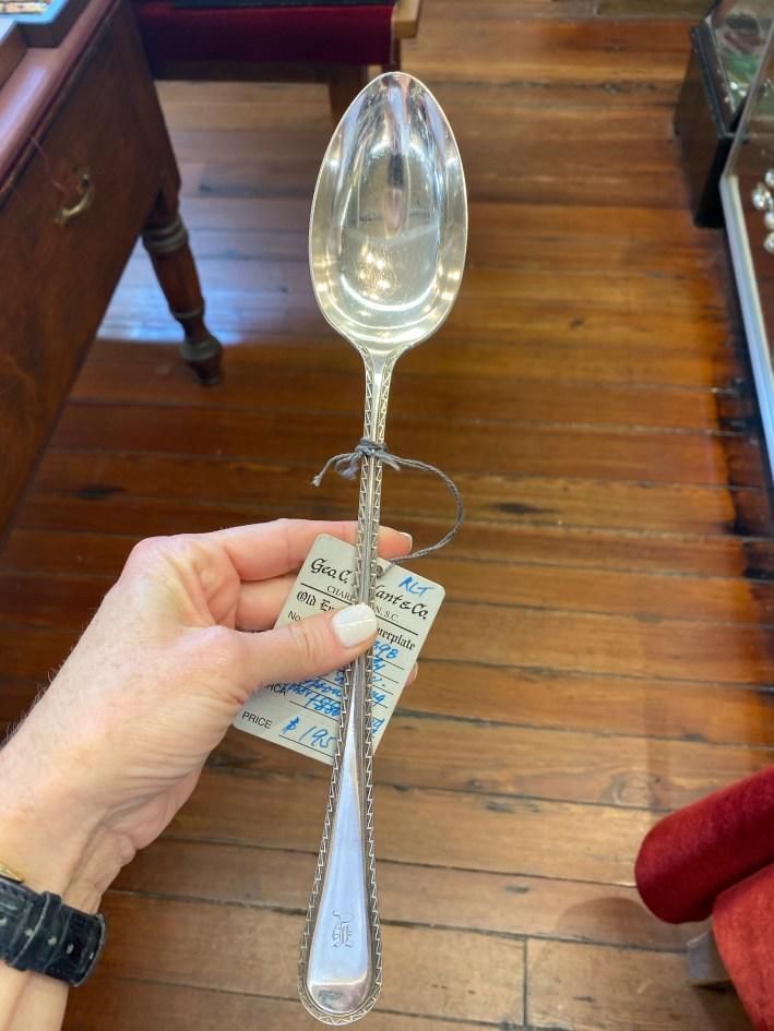 Charleston Rice Spoon