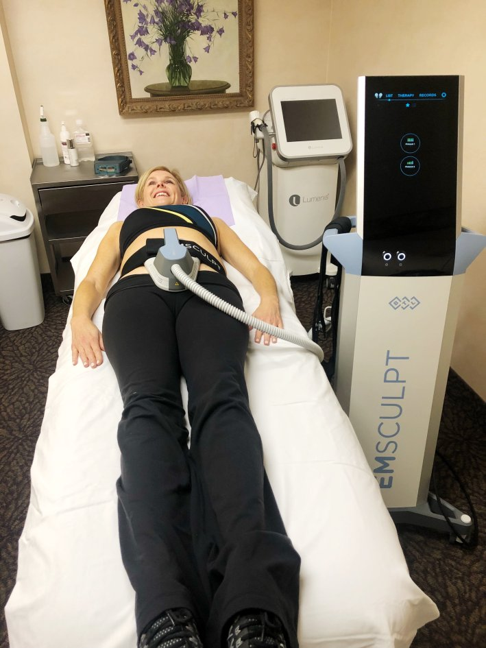 Emsculpt review on TanyaFoster.com