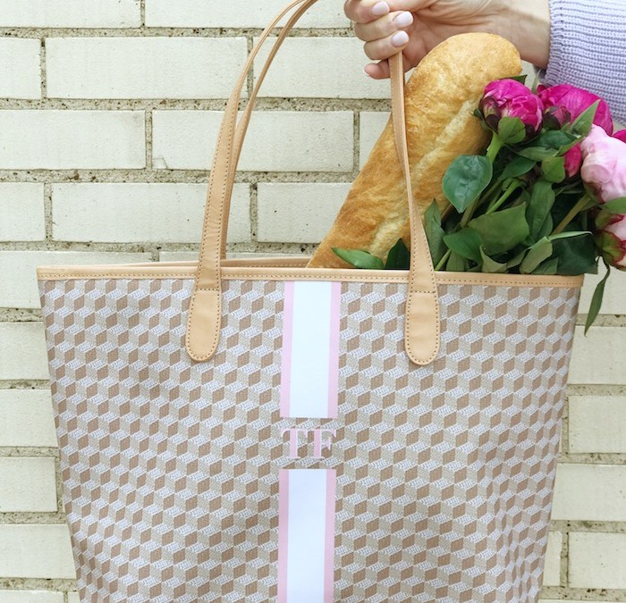 The best zippered tote | Barrington