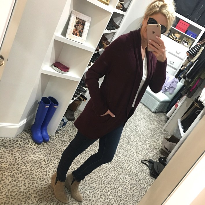 Tanya Foster in a Nordstrom Anniversary Sale style