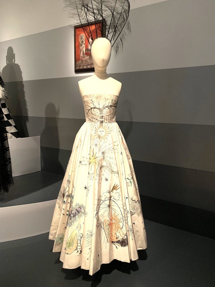 DIOR: From Paris To The World exhibition from May 19 - September 1, 2019 at the Dallas Museum of Art