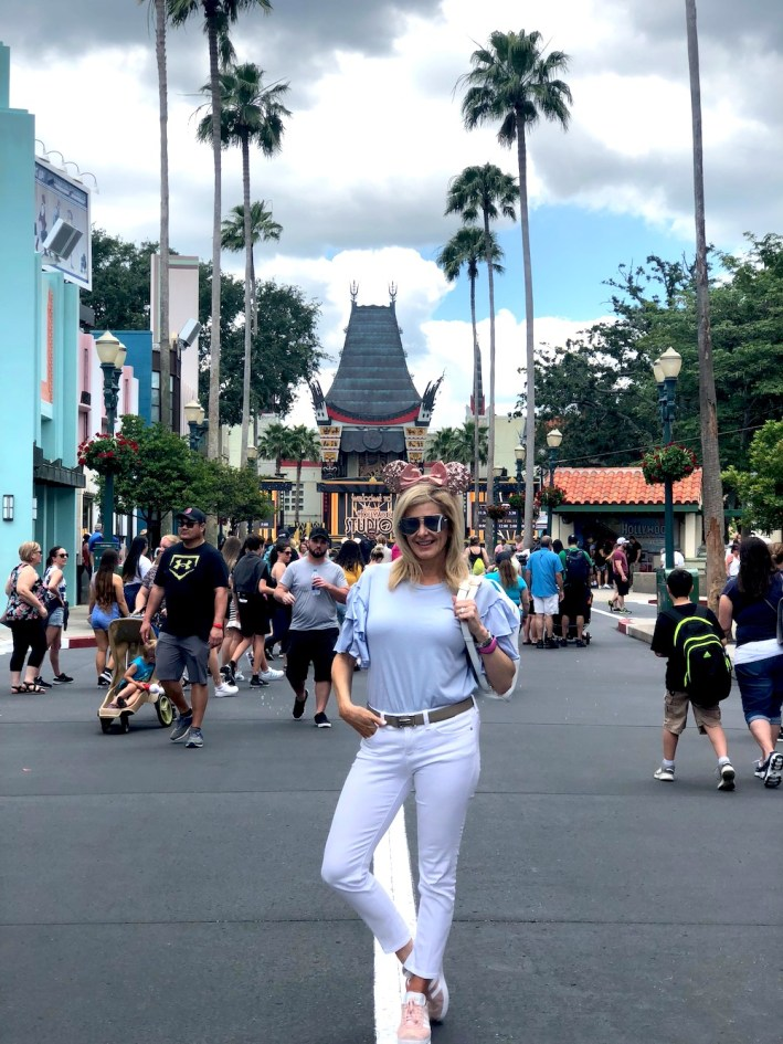 Tanya Foster at Hollywood Studios
