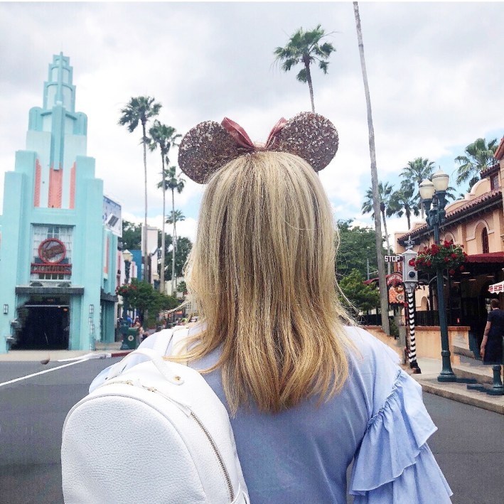 Tanya Foster in Hollywood Studios