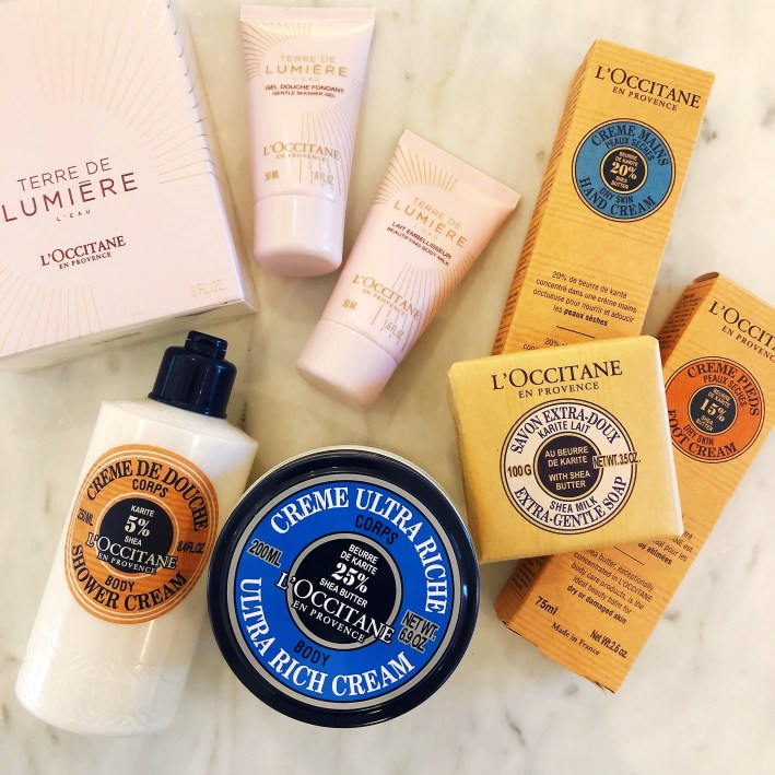 L'Occitane products