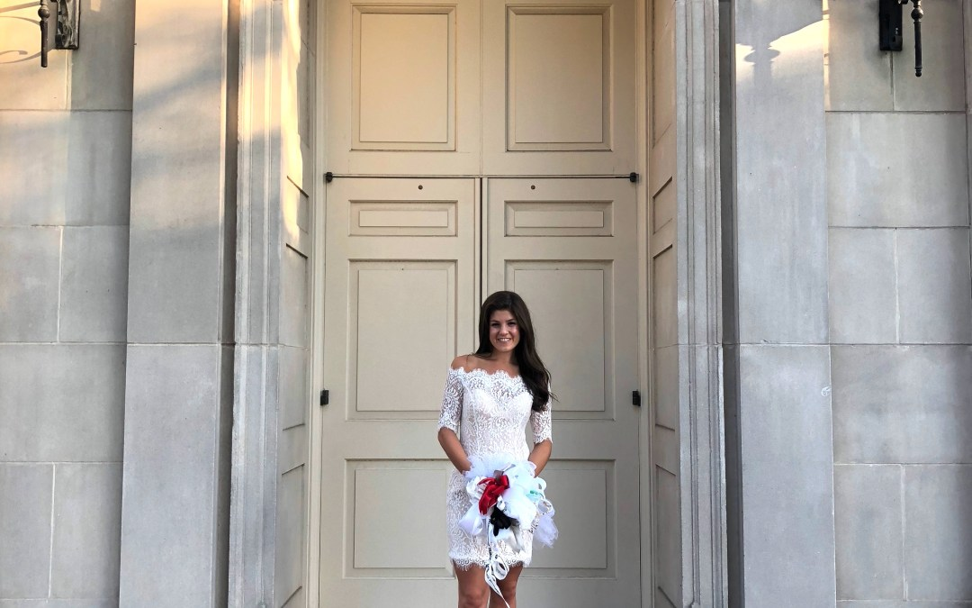 Wedding: How to select your rehearsal dress