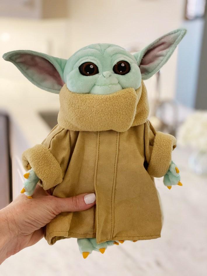 Baby Yoda from Disney