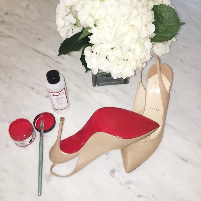 d45e22d30aec Restore your Christian Louboutin shoes in 3 easy steps