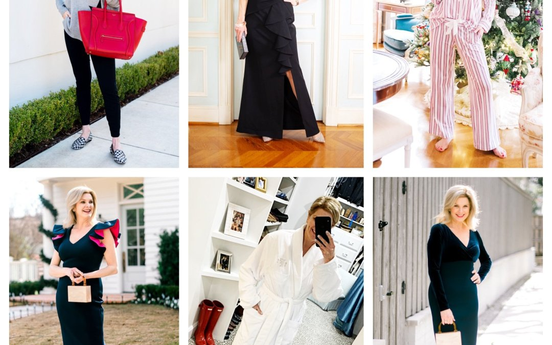 Ring in 2019 in Style: Casual, Cocktail or Comfy?