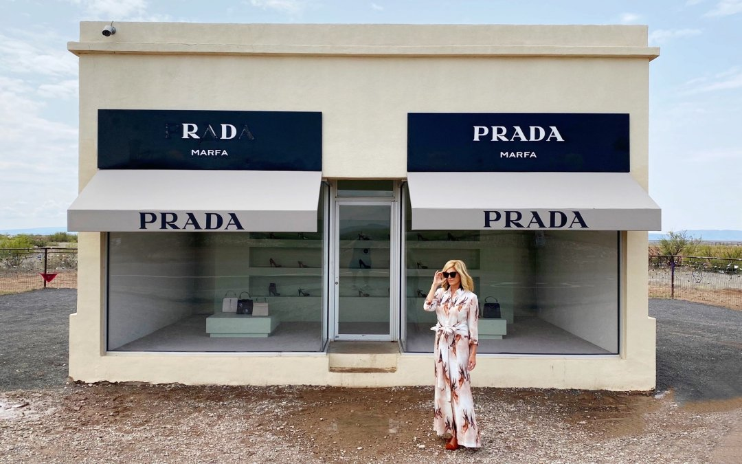 Spend a day in Marfa, Texas and surrounding areas