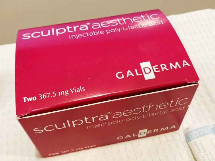 Sculptra Aesthetics from Galderma