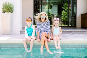 The Best Swimwear for the Whole Family