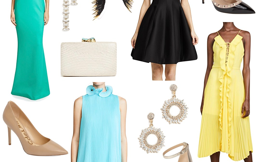 Summer Wedding Guest Dresses