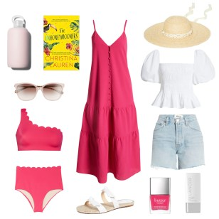 All the Summer Time Feels & Style Must-Haves