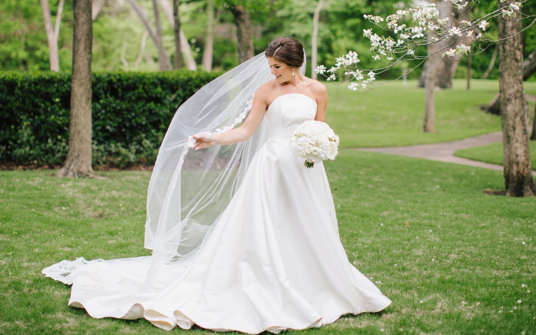 5 reasons you want a custom bridal gown from Patti Flowers Design Studio