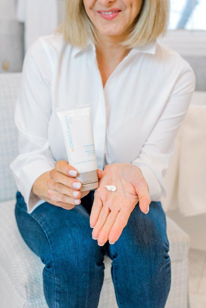 Morrocanoil Hand Cream + Argon Oil