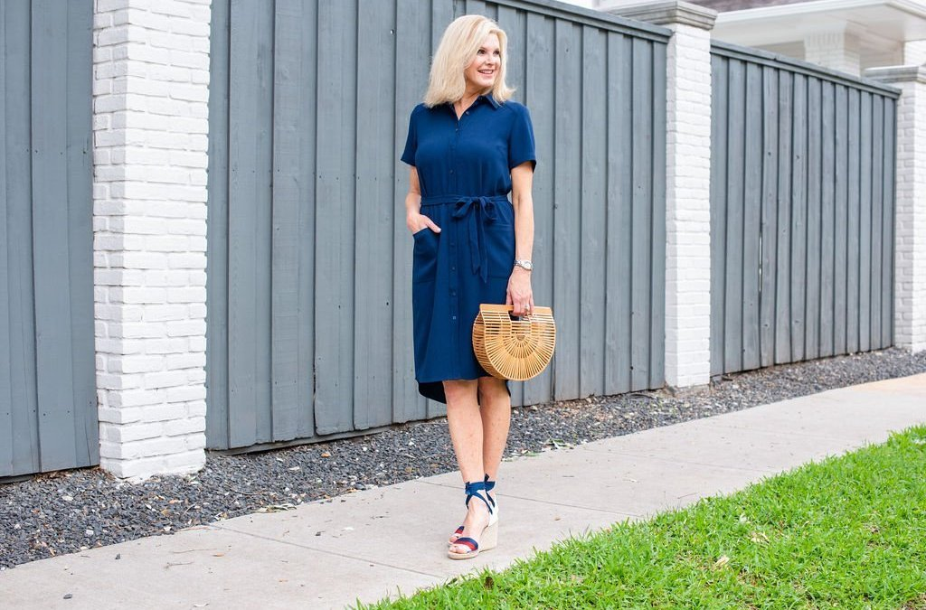 Reasons to Love Cute Shirt Dresses this Season