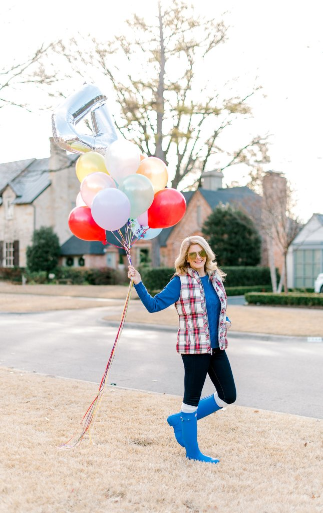 Celebrating my birthday and blog anniversary with a Talbots giveaway on TanyaFoster.com