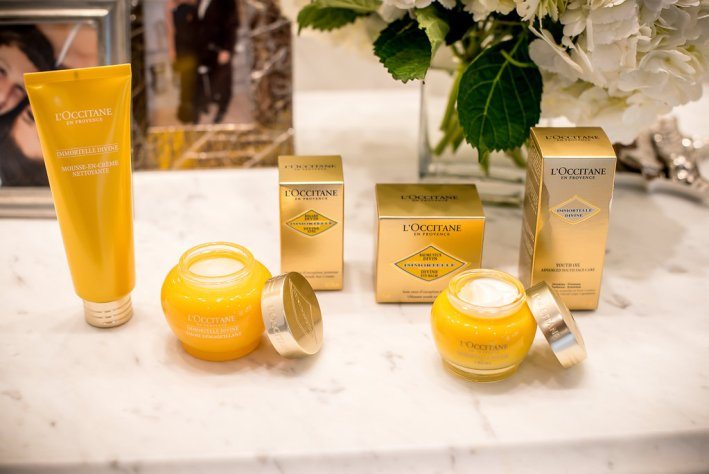 L'Occitane giveaway on TanyaFoster.com