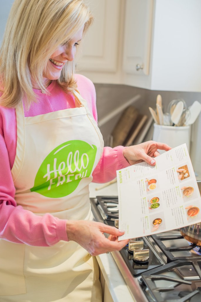 Receive $30 OFF your first order of Hello Fresh on TanyaFoster.com