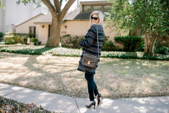 Authentic Designer Bags with StockX, Tanya Foster with Louis Vuitton pochette metis bag