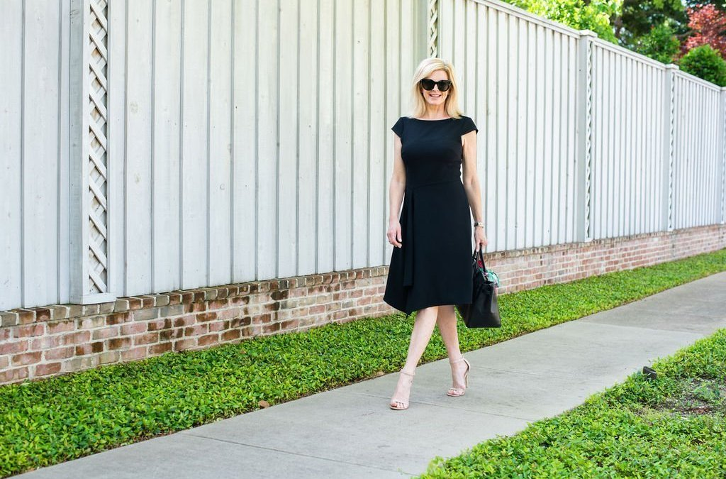 Why the Fit and Flare Dress is Flattering on Everyone