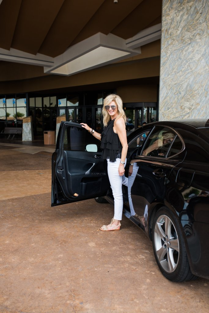 Just one hour north of Dallas is the Choctaw Casino where Tanya Foster enjoyed a girls trip.