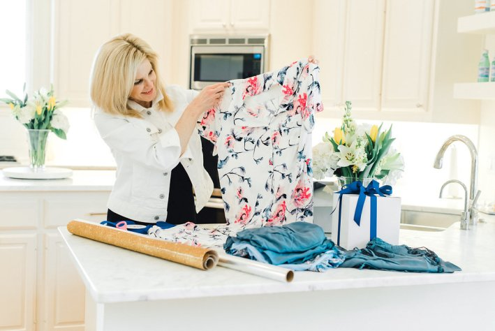 Bridesmaids gifts with Soma, pajamas and robes, wedding
