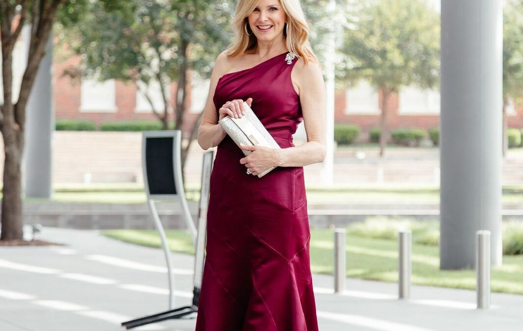 Mother of the Bride looks with David's Bridal