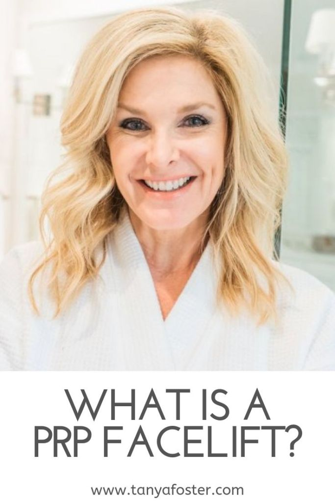 PRP Facelift review featured by top US luxury beauty blogger, Tanya Foster