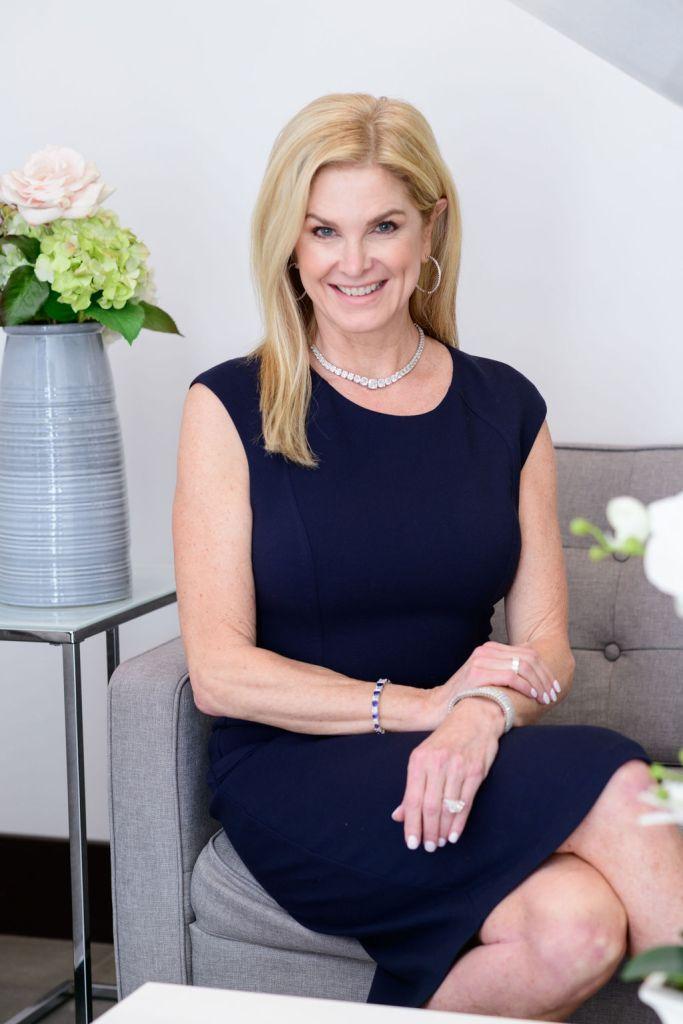Tanya Foster in Diamonds Direct jewelry