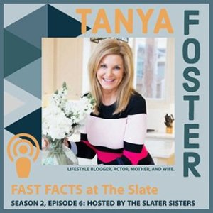 Tanya Foster on The Slate Podcast
