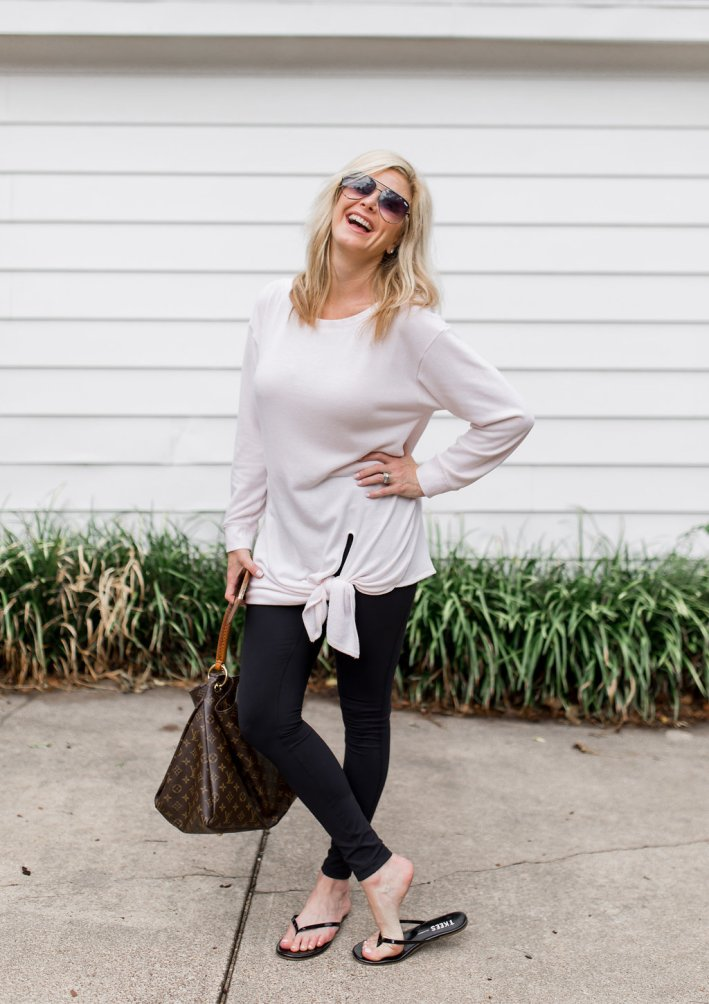 3 ways to style and wear your leggings