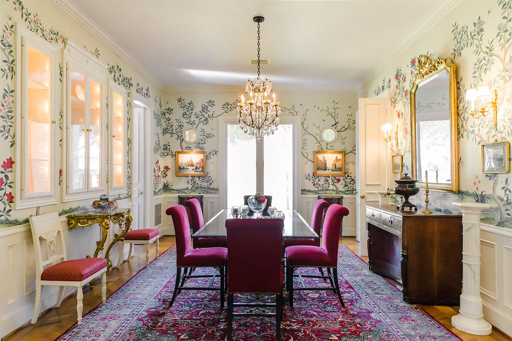 Dining Room Reveal With Gracie Studio