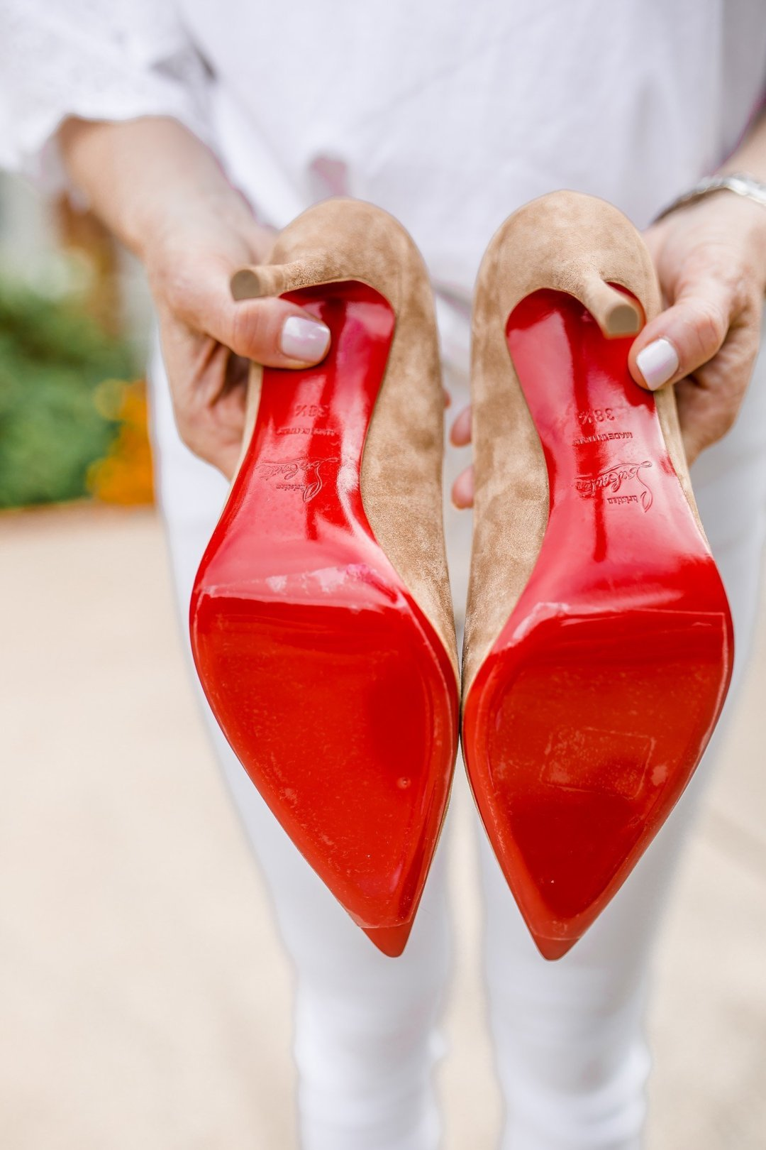 How to protect your Christian Louboutin shoes
