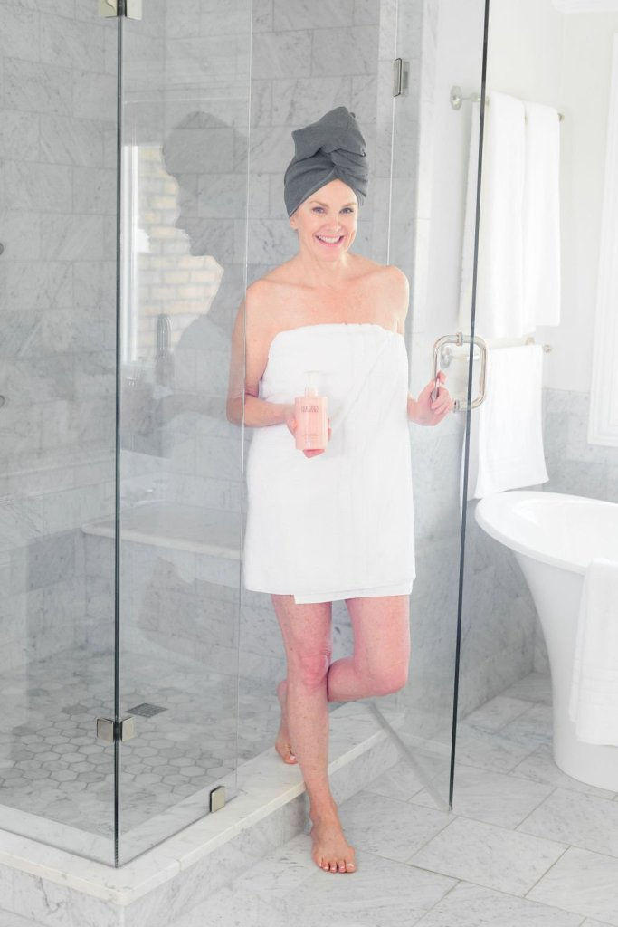 TAnya Foster Colleen Rothschild quench & shine restorative shampoo