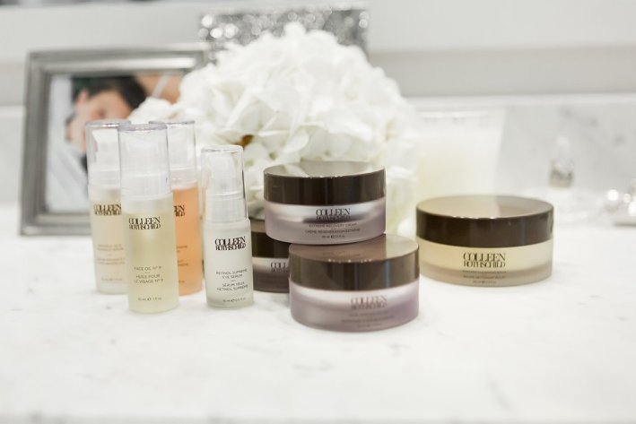 Colleen Rothschild's best sellers - 25% off!   Colleen Rothschild's Sale! by popular Dallas beauty blogger, Tanya Foster: image of Colleen Rothschild facial products