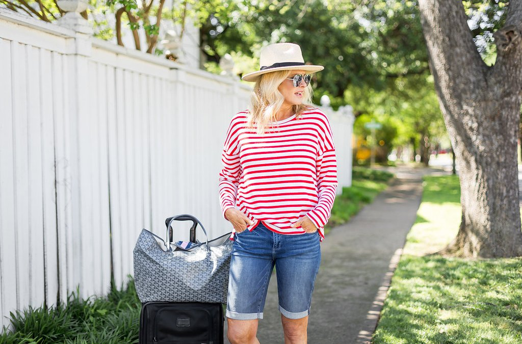 Easy travel style