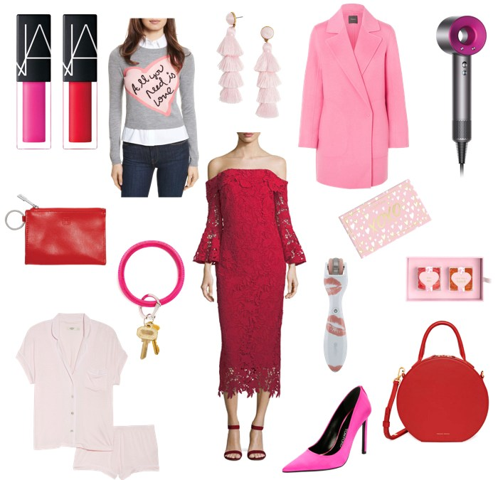 Valentine's Day: What to wear and what to gift