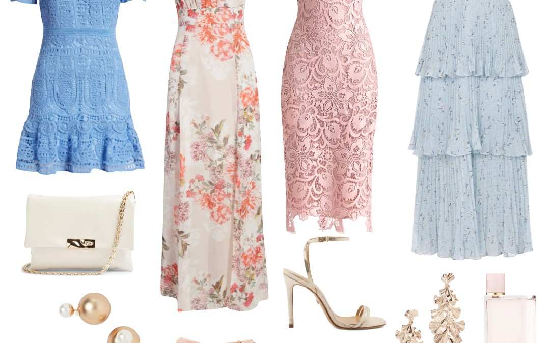 The Best Spring Wedding Guest Dresses