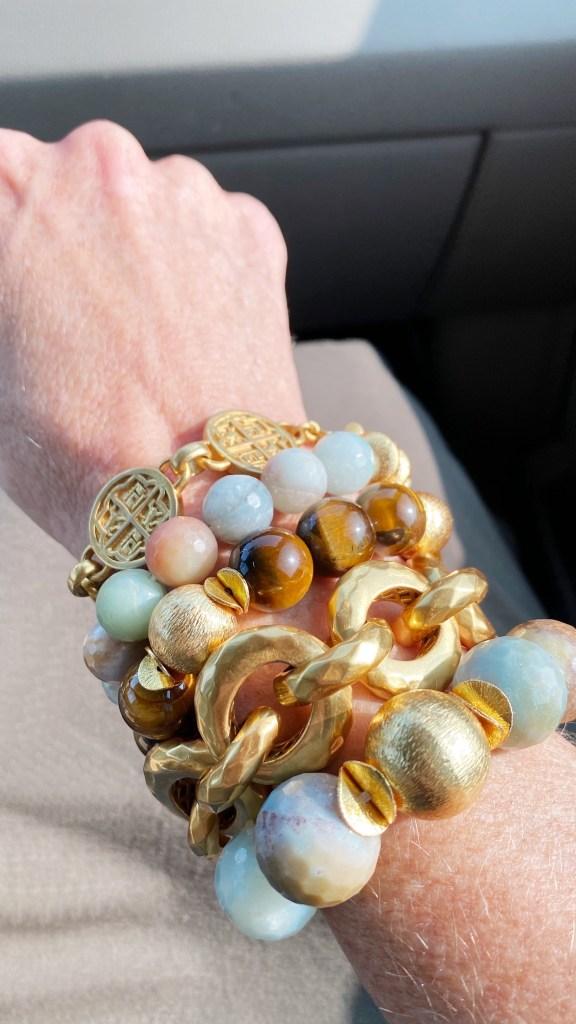 julie vos bracelets and hazen and co bracelets fall collection