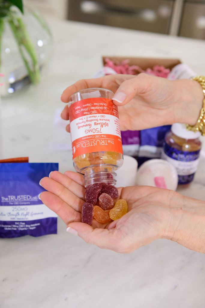 the trusted lab cbd gummies