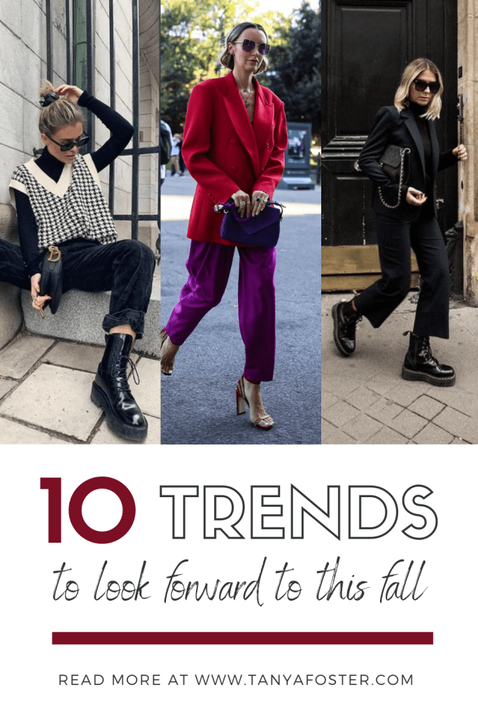 10 fall trends to look forward to collage