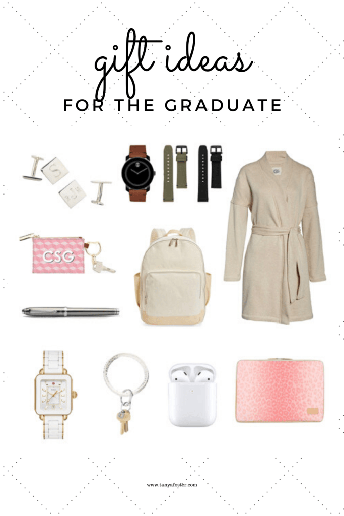 gift ideas for the graduate collage of gift items
