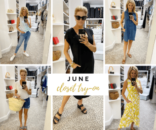 June Closet Try-On & Favorite Products