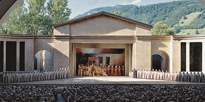 How to Attend the 2022 Oberammergau Passion Play