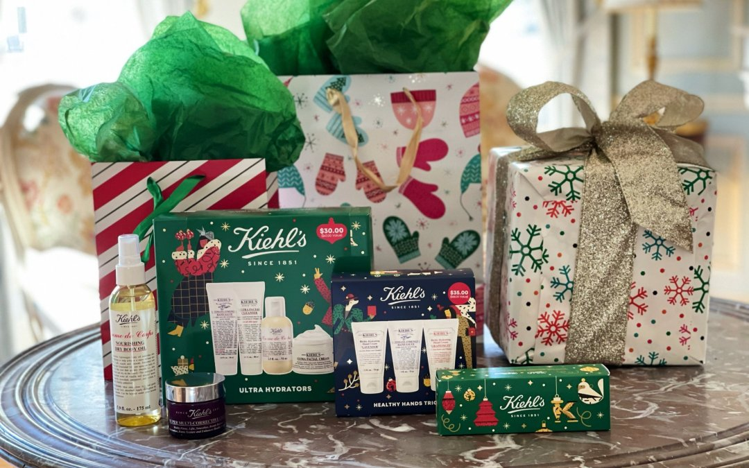 Give the Gift of Kiehl's
