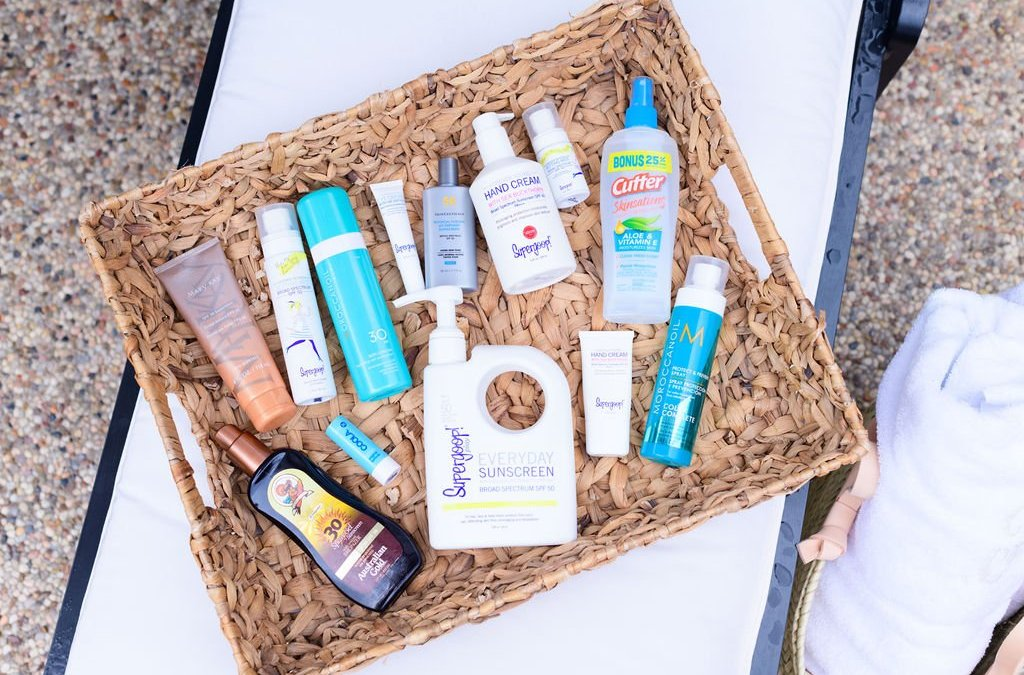 Our guide to the best sunscreens!