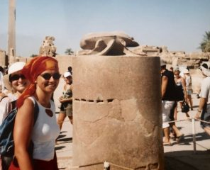 Karnak, Egypt - a tale as old as time