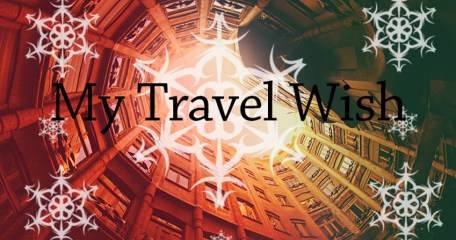 Make a New Year travel wish