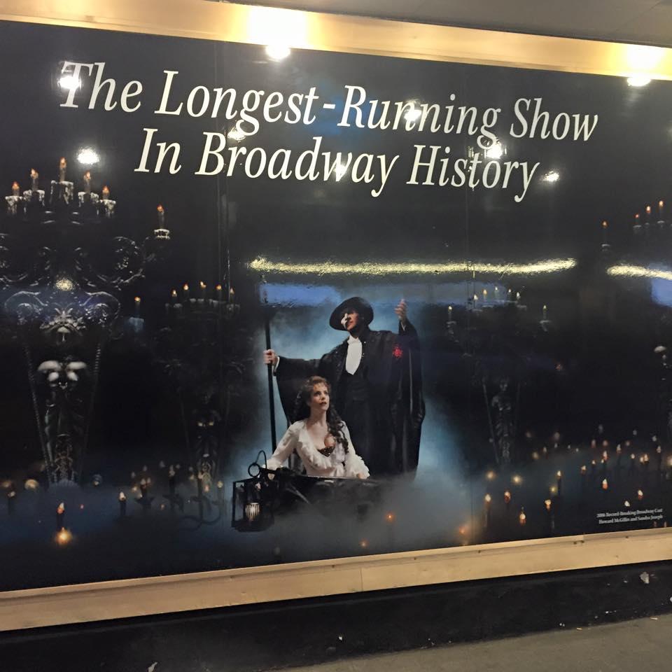 My odd Broadway trip, NYC | Tanya GO Travel